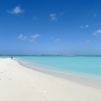 turks and caicos beaches // leeward beach