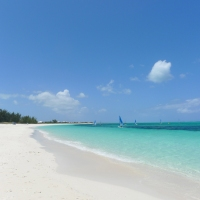 turks and caicos beaches // the bight