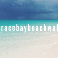 grace bay beach walks
