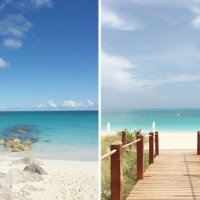 saying goodbye to turks and caicos